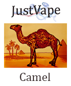 Camel flavoured e juice