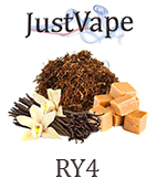 RY4 flavoured e juice