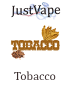 Tobacco flavoured e juice