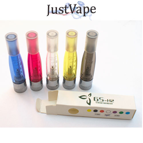 GS H2 tanks pack of 5 by Justvape
