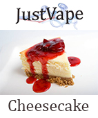 A rich cheesecake flavour for dessert