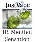 HS Menthol sensation e juice